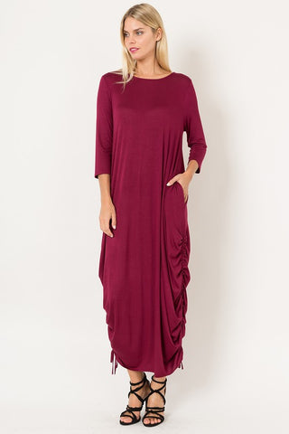 The Two Way Fall Maxi- 2 colors