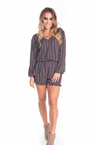 The Canyon Sparrow Romper