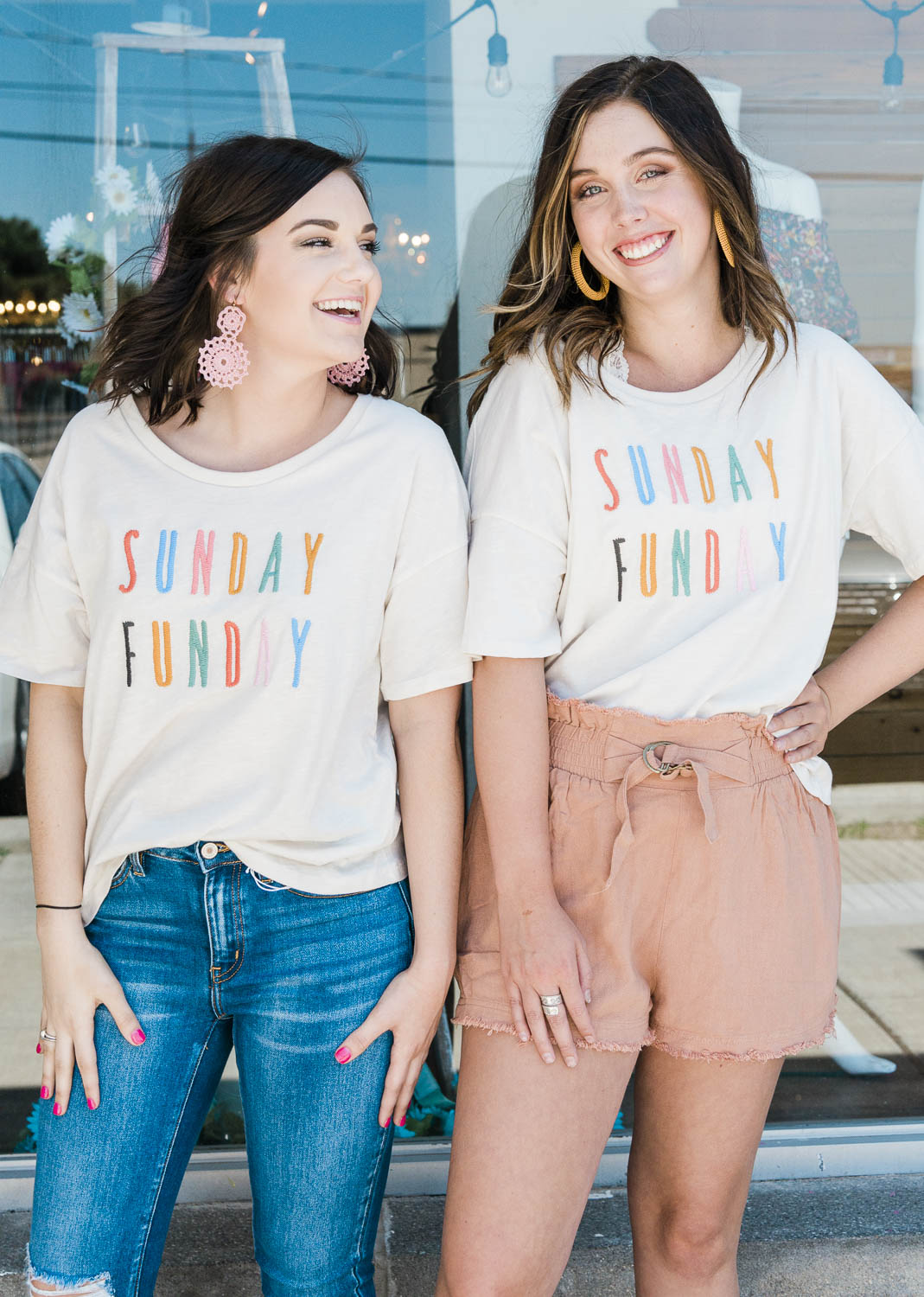 Sunday Funday Blank Page Top