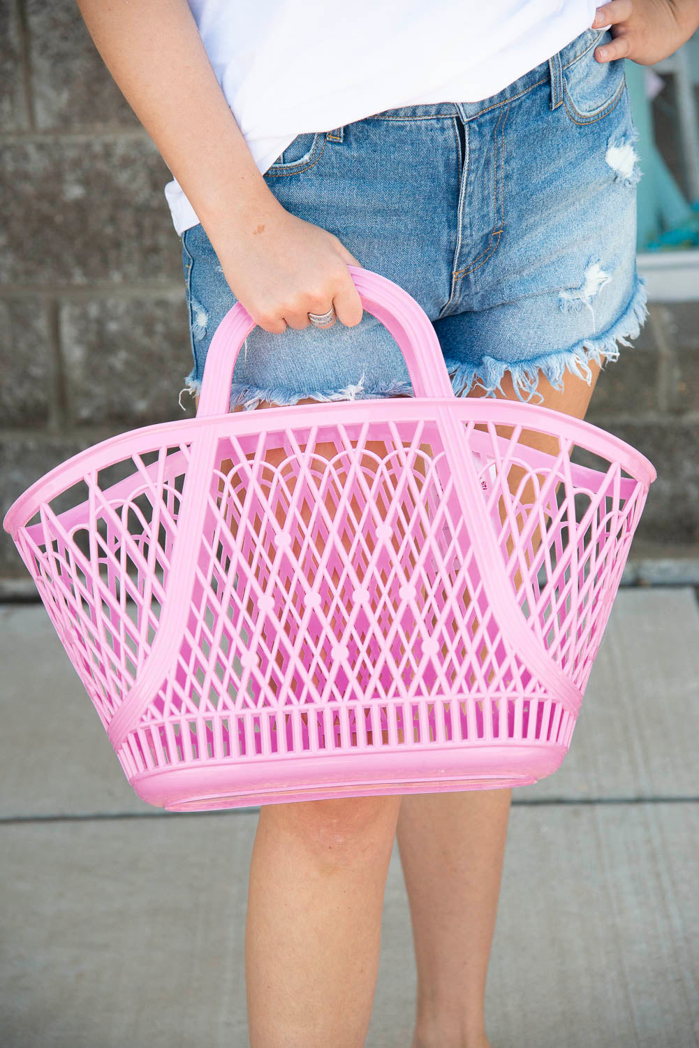 The Betty Basket-4 Colors