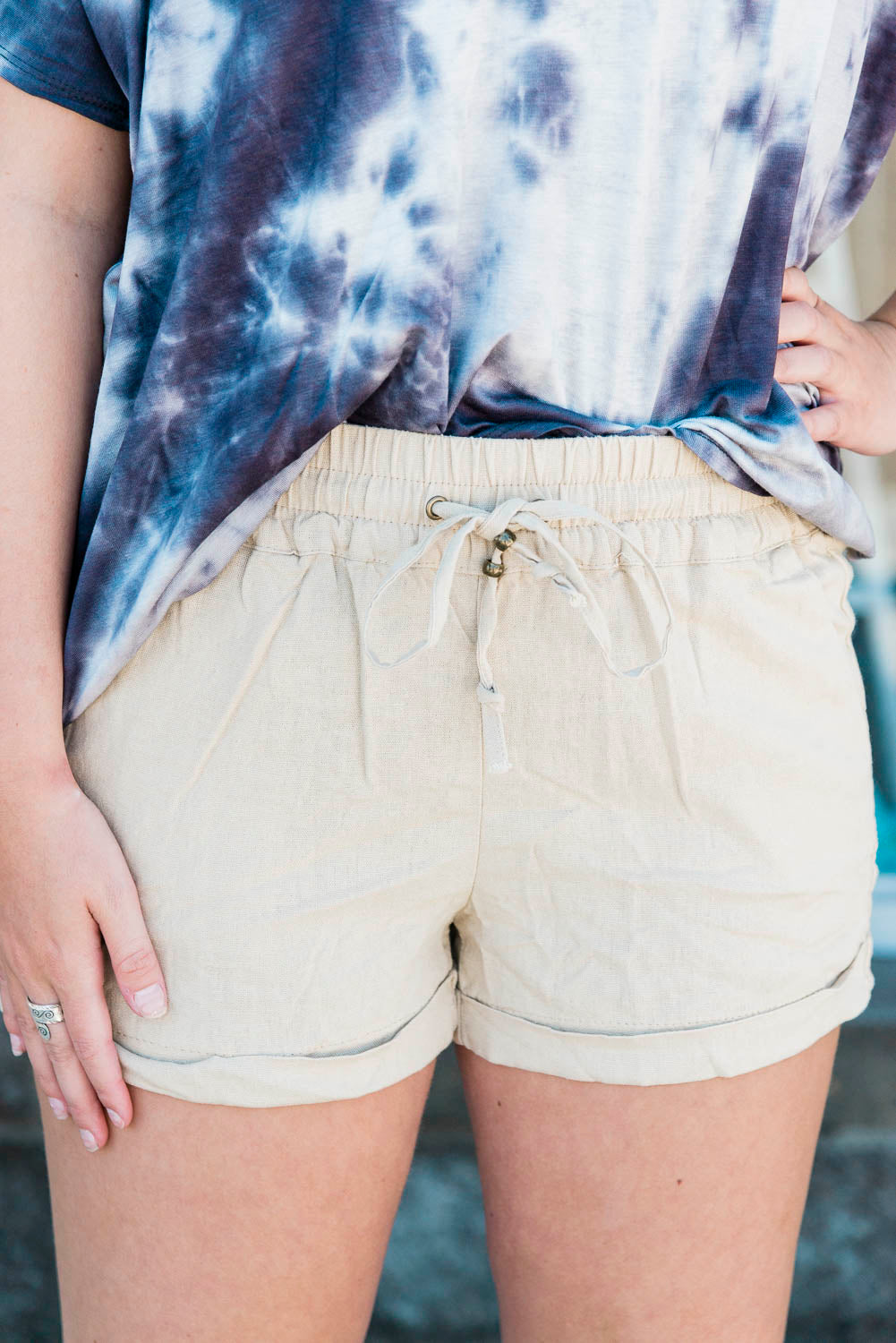 The Lina Shorts in 3 Colors