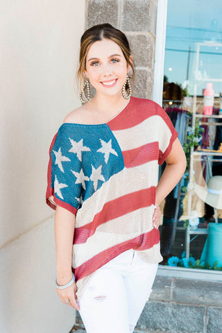 The Betsy Ross Sweater