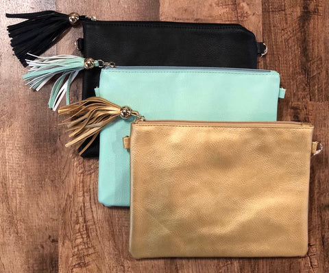 The Lou Clutch - 3 Colors