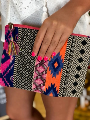 Various Colorful Clutches