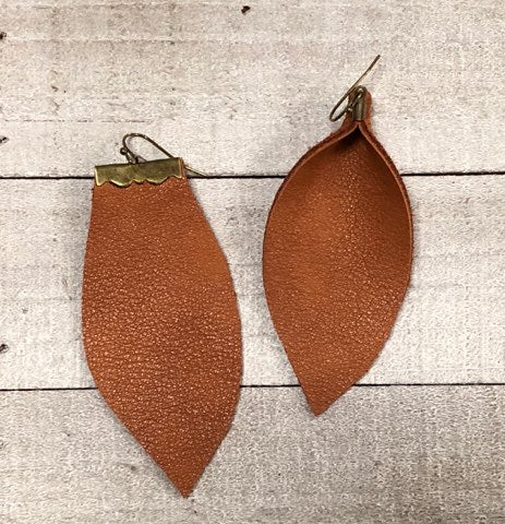 The Gaines Earrings-2 Shapes