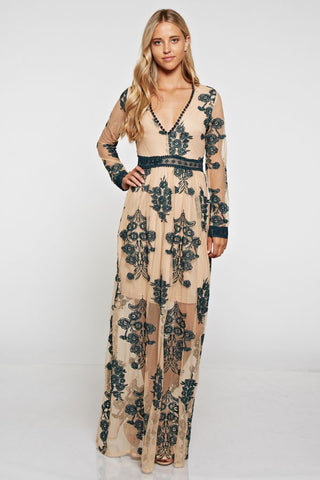 The Holiday Party Maxi