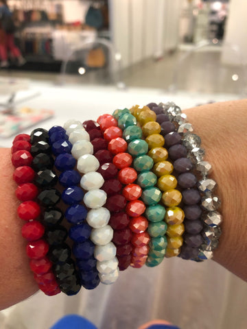 Crystal Stackables-TONS of Colors!