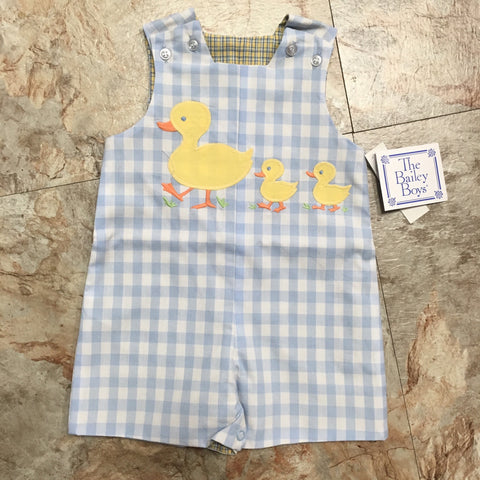 Reversible Duck Romper