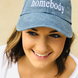 The Homebody Hat in 4 Colors