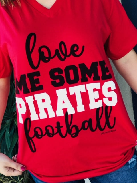 Love me some Pirates Tee