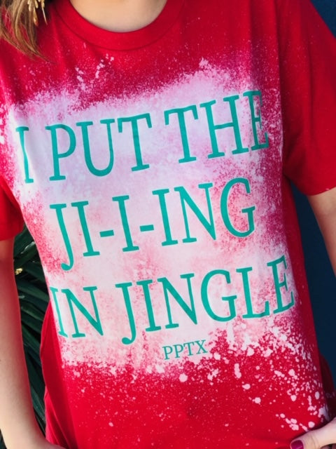 Lizzo Jingle Tee