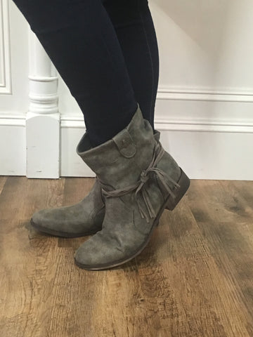 Trendy Fall Booties