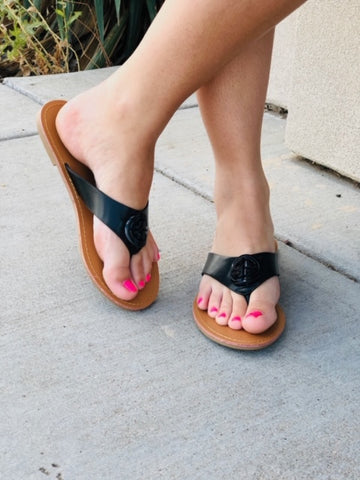 The Lori Sandals in 2 colors
