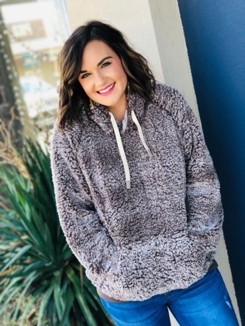 The Savannah Pullover in 2 Colors