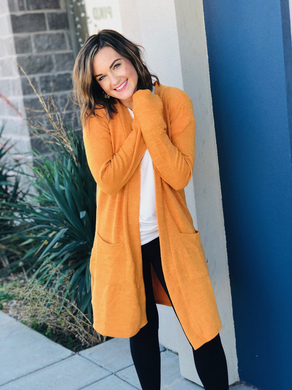 The STEAL Longline Cardigan