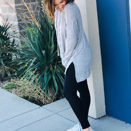 The STEAL Brushed Jana Pullover