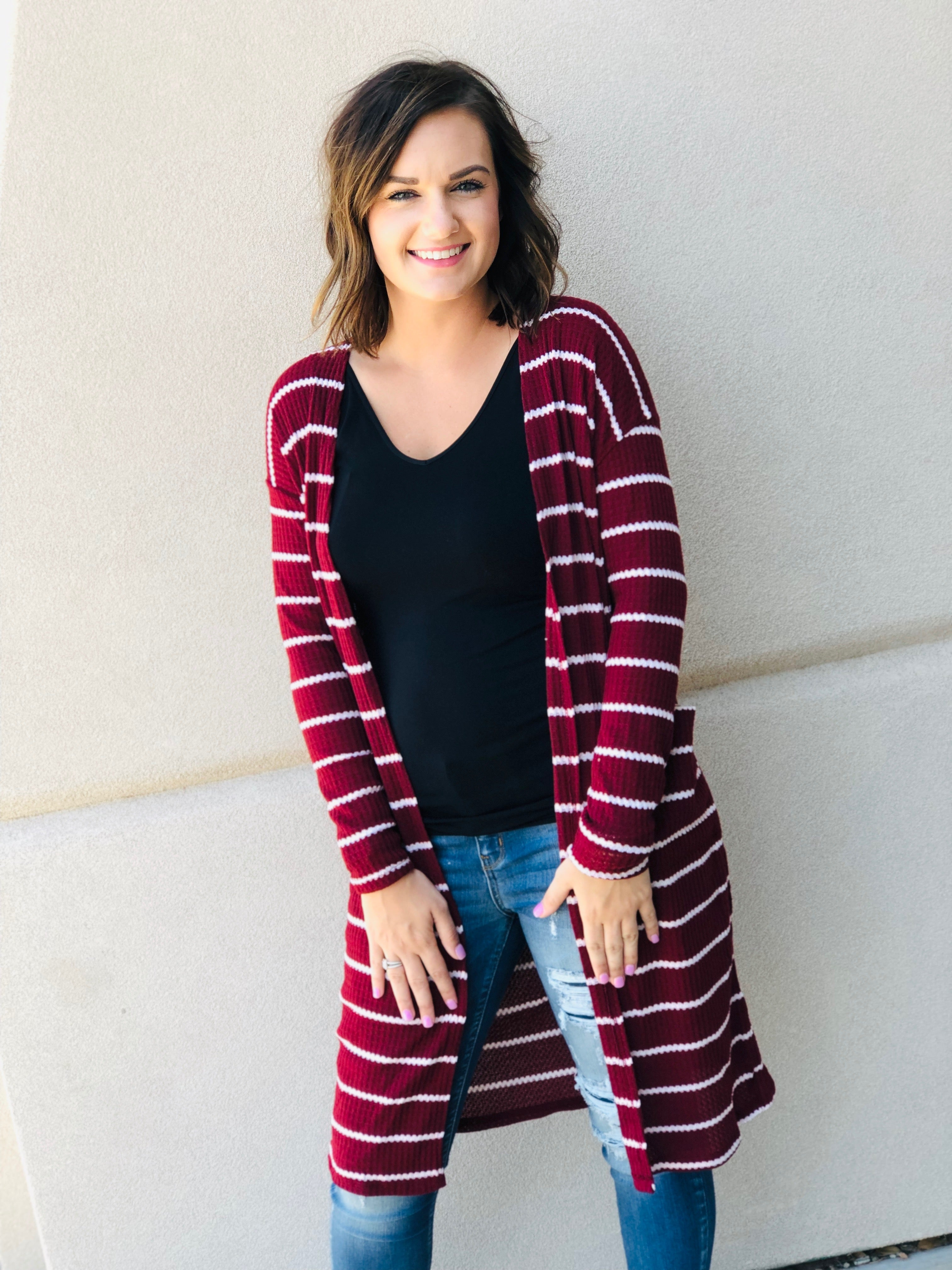 The Bennett Cardigan-Tons of Colors