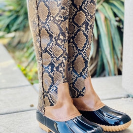 - The Lina Boots