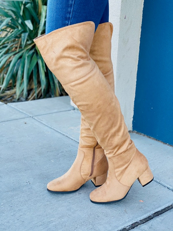 - The Linden Boots