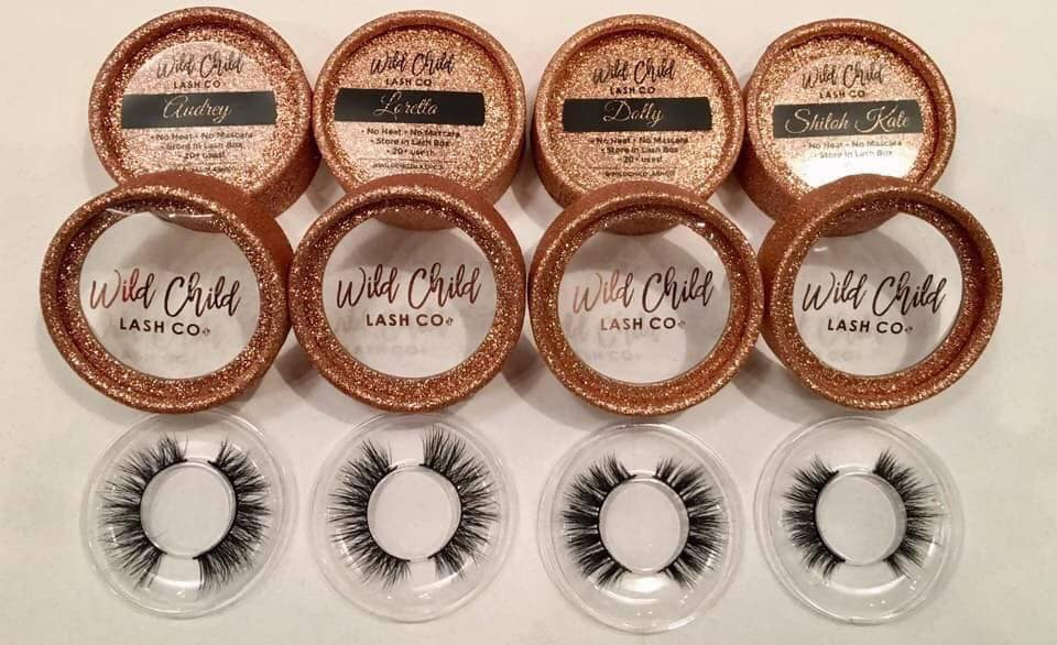 Wild Child Lashes