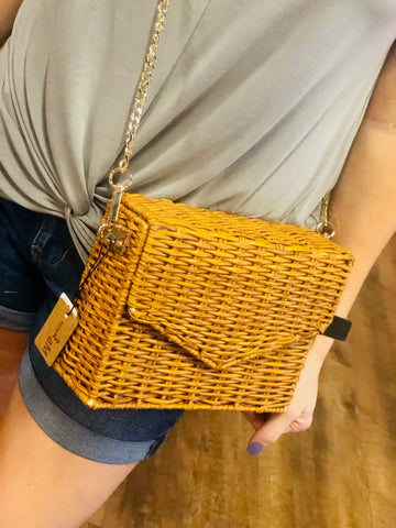 Boxed Summer Purse
