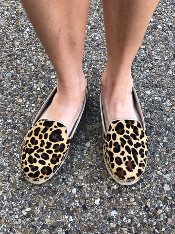 Chic Cheetah Slip On