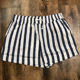 The Odd & Even Striped Shorts