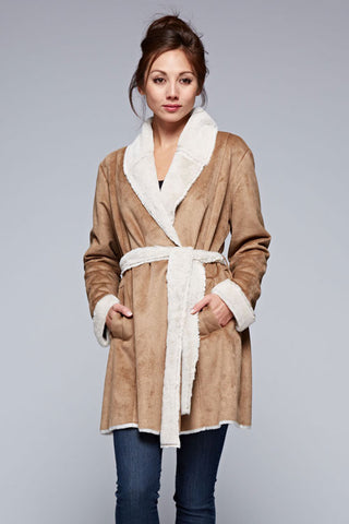 The Wrap me Up in Love Coat