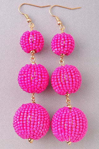BonBon Earrings-8 Colors