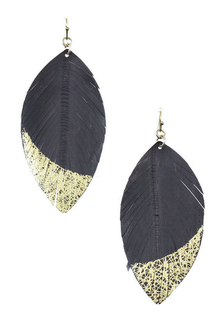 The Light as a Feather Earrings