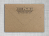 The Joshua Stamp