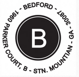 The Bedford Stamp
