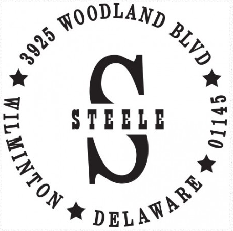 The Steele Stamp