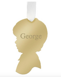 Personalized George Ornament