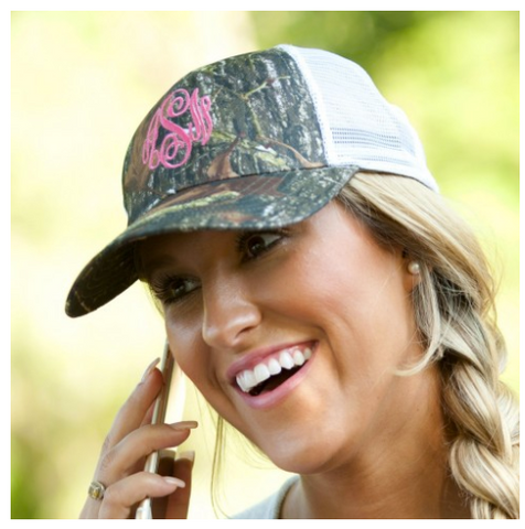 Adult Trucker Cap-6 Colors