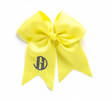 Solid Color Bow-14 Colors