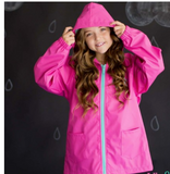 Mini Rain Jacket-3 Colors