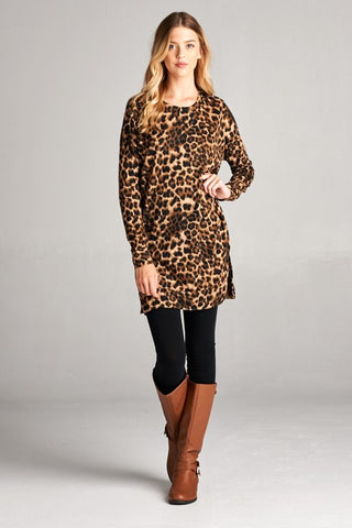 The Wild Thoughts Tunic