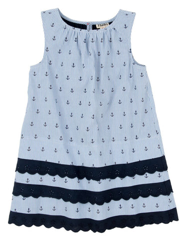 Nautical Lace Dress