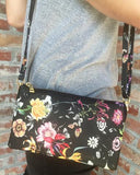 THE Famous Crossbody Wristlet-LOTS of Options