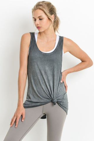 The Open Back Active Tank-3 Colors