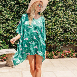 Banana Leaf Judith March Tunic