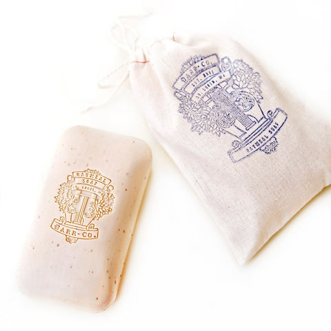 Bags of Bar Soap