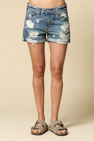 The Bree Market Shorts