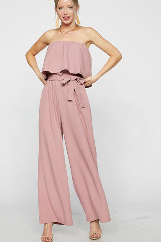 The Siesta Jumpsuit in 2 Colors