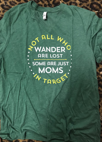 The Target Is Life Tee