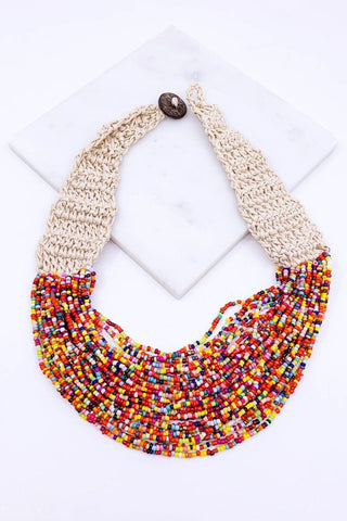 The Maya Necklace-3 Colors