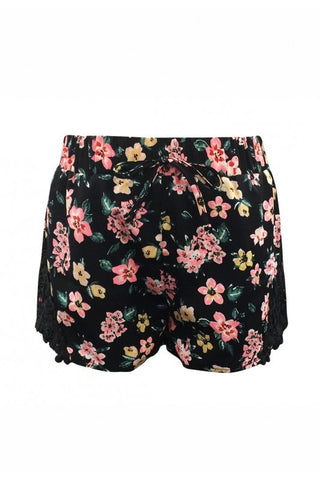 The Avery Shorts in Floral