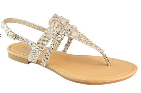 Champagne Love Sandals