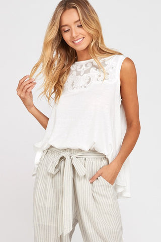The Haddie Top-2 Colors